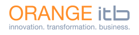 Orange itb Logo